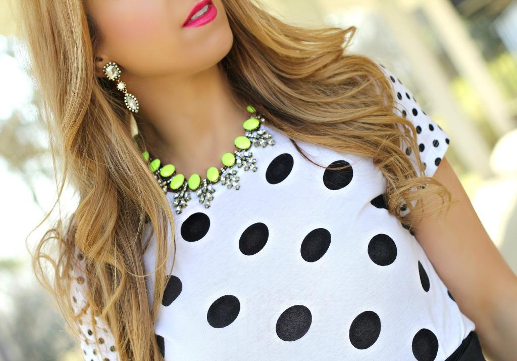 Bold stripe skirt 3