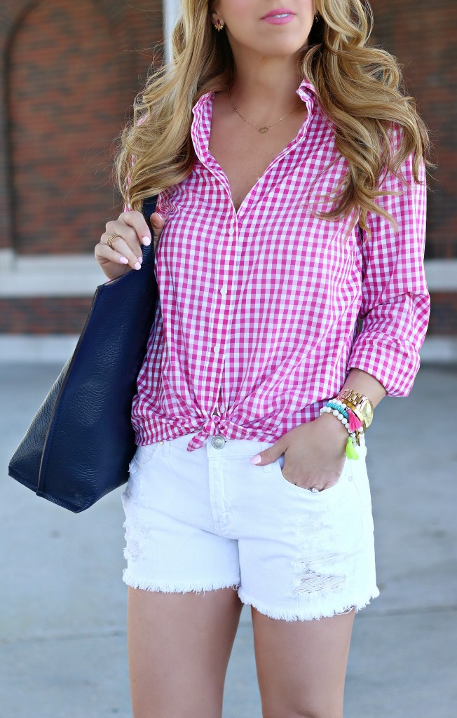 pink gingham 2