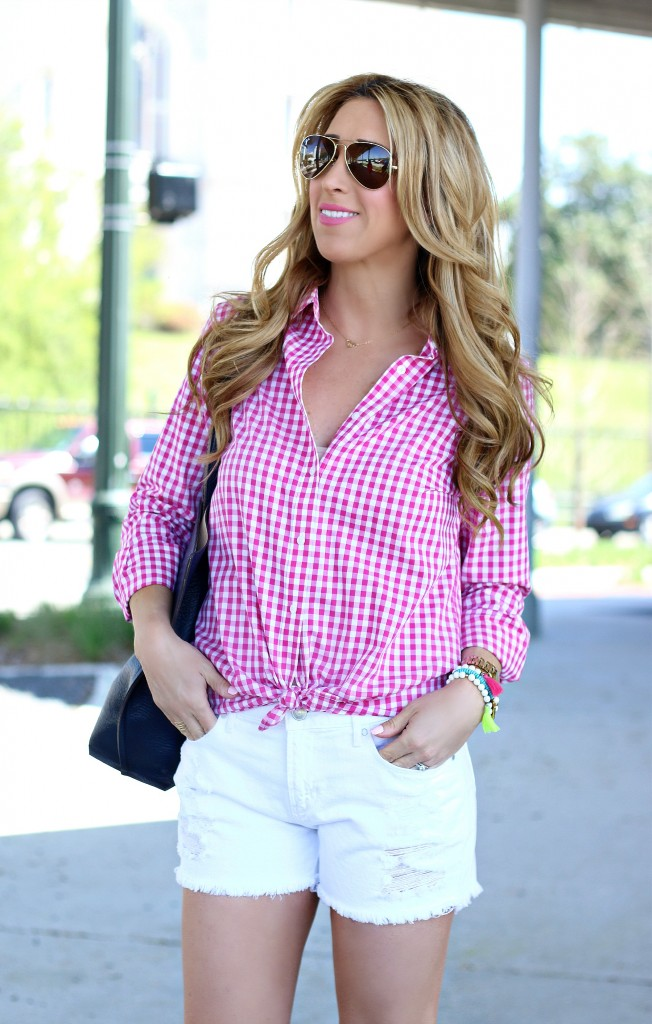 pink gingham 3
