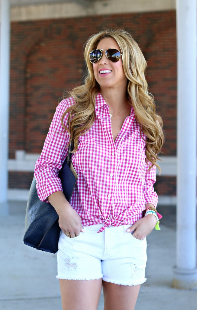 pink gingham 7