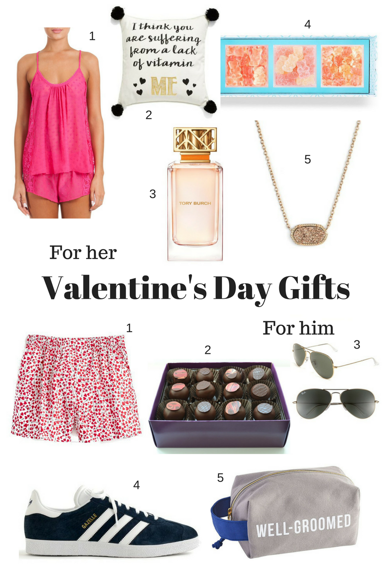 His Hers Valentine S Day Gift Ideas