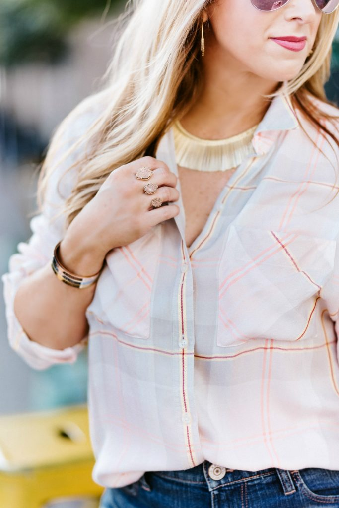 stella and dot essential fringe