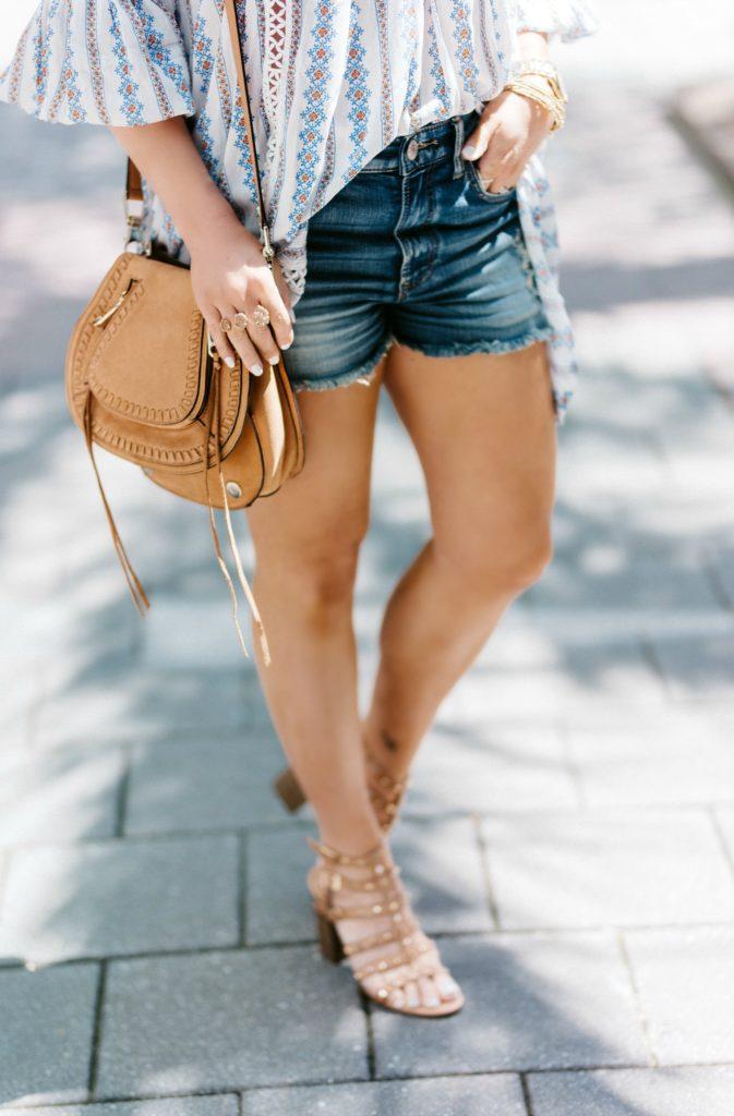 studded sandal heels