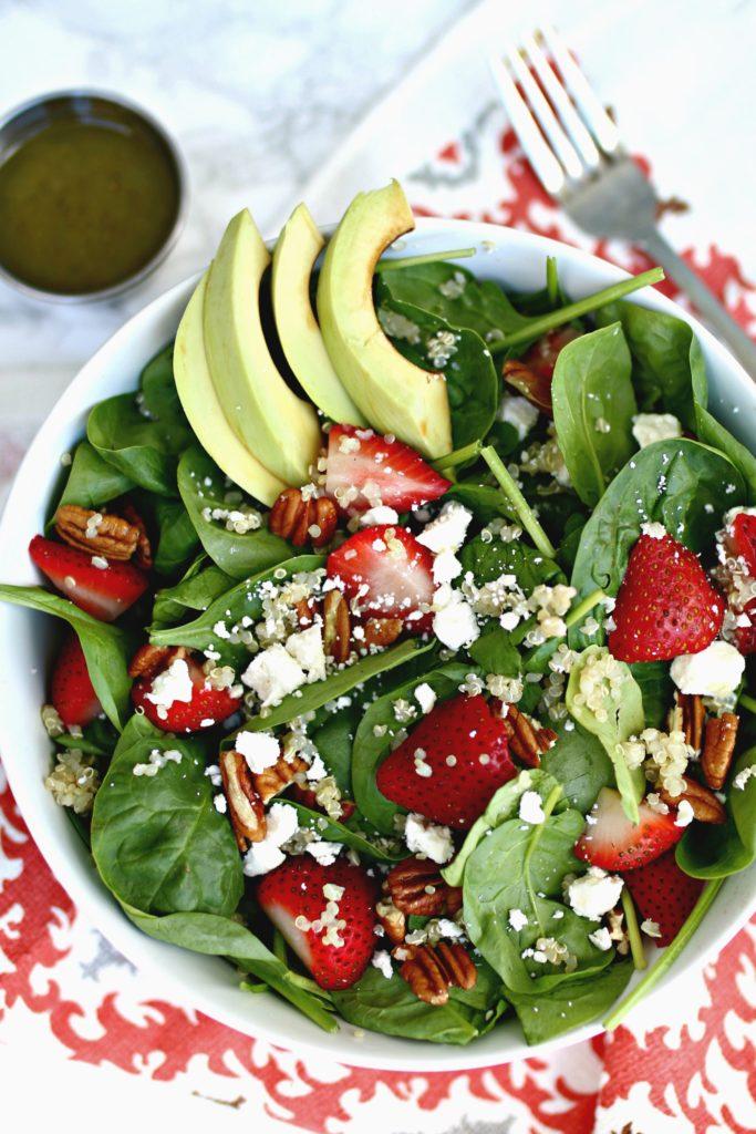 Quinoa Summer Salad