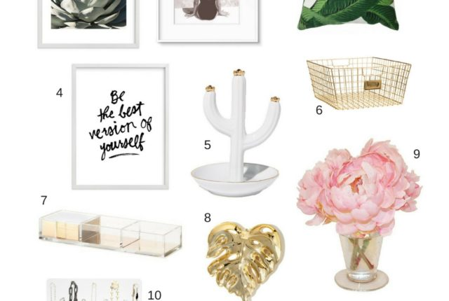 Wish List Wednesday Home Edition