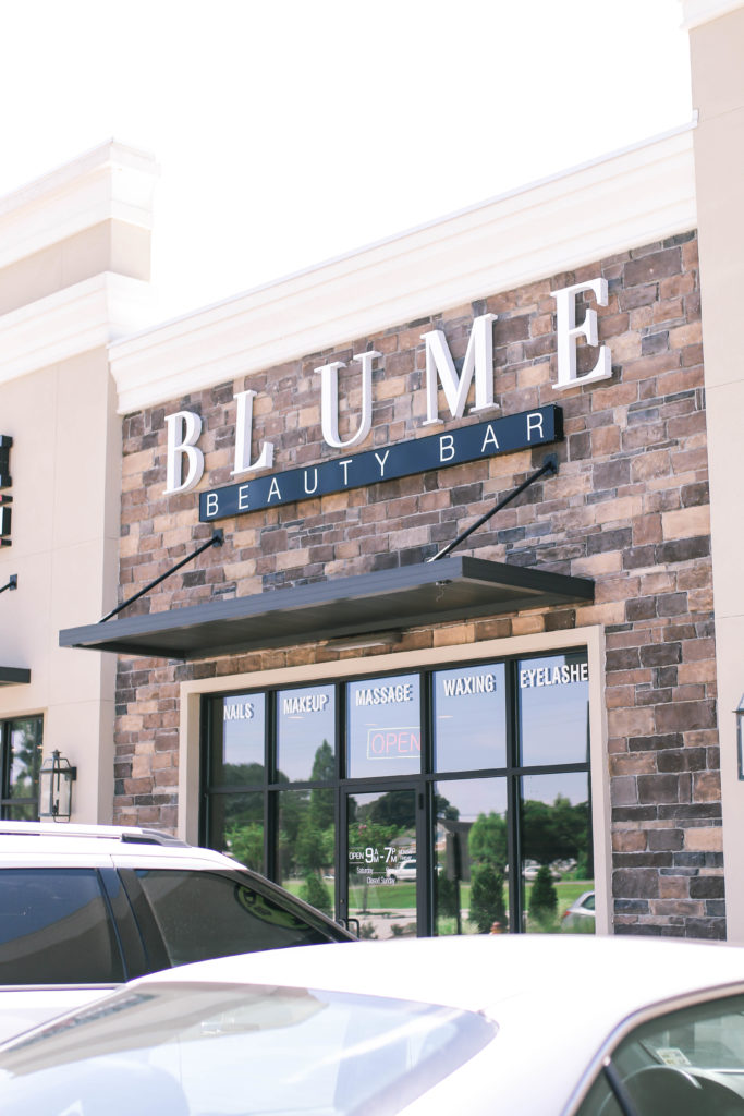 Blume Beauty Bar Louisiana