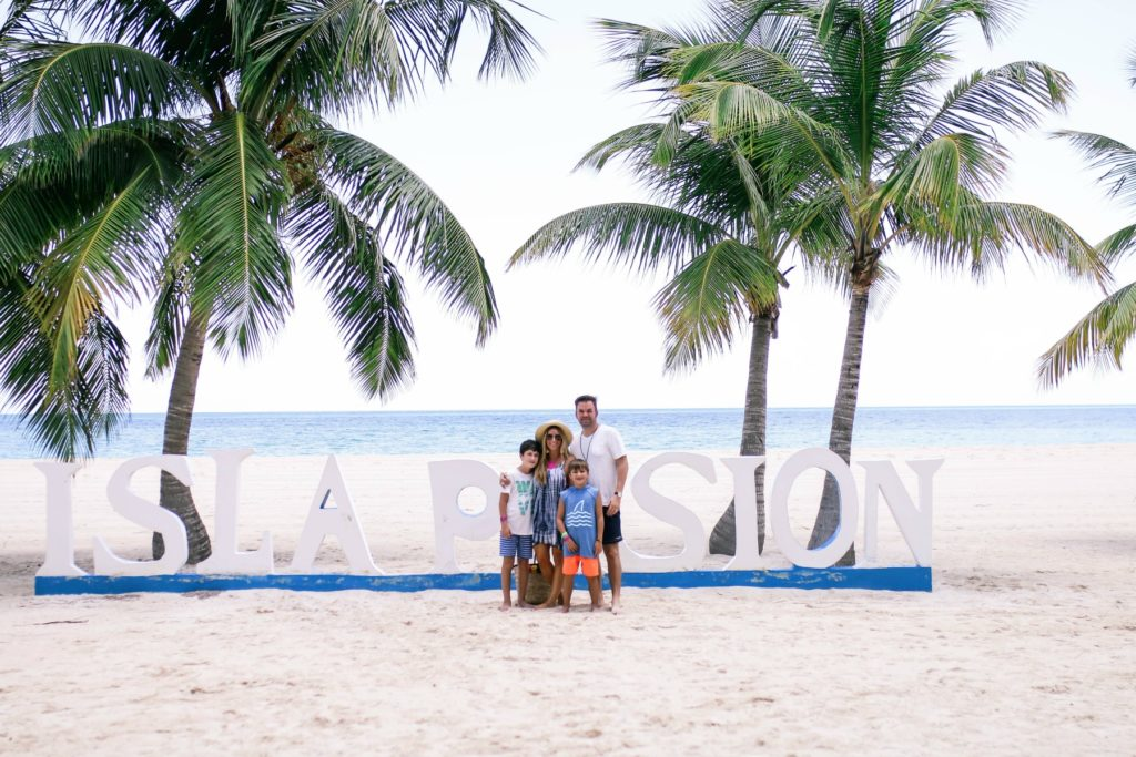 Isla Pasion Cozumel Beach