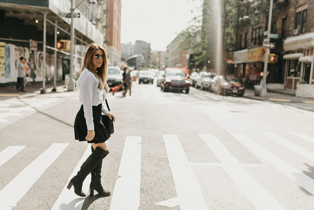 New York Fashion Week Outfit Ideas